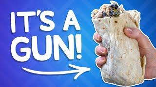 How to Make a Burrito Dangerous