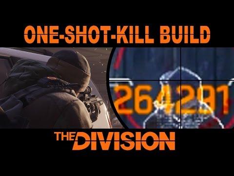 One Shot Kill PvP Sniper Build | The Division