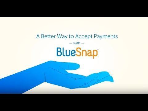 BlueSnap All-in-One Payment Platform - Global Online and Mobile Payments for Businesses, Simplified