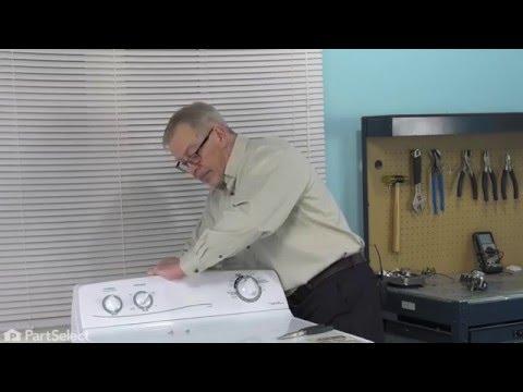 Dryer Repair - Replacing the 60 Hz Timer (GE Part # WE4M533)