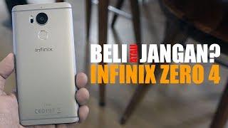 Alasan Kenapa HARUS Dan JANGAN Beli Infinix Zero 4