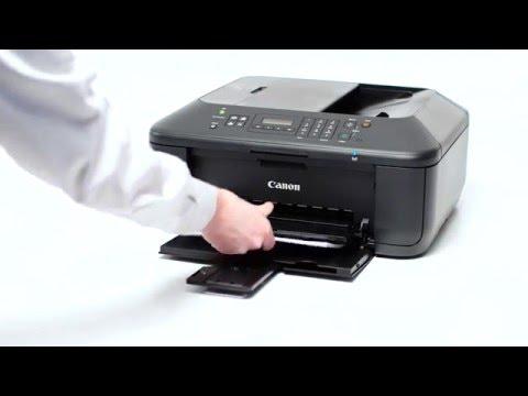 Canon PIXMA MX472 - Standard setup on a Windows® Computer
