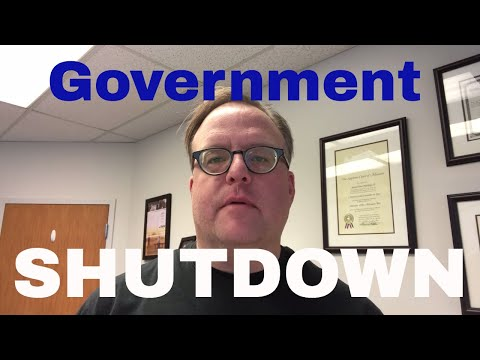 2018 Government Shutdown - How will it Affect Immigration?