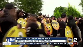 Today is World Emoji Day