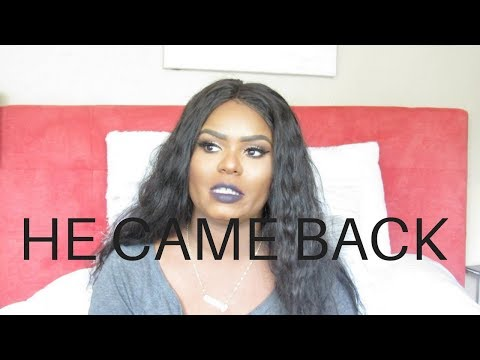 AFTER 5 YEARS...MY EX-HUSBAND CAME BACK (NOT CLICK BAIT UNFORTUNATELY) | SHARIA BROOKS