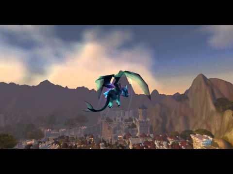 [ZT] Azure Netherwing Drake - World of Warcraft Mount