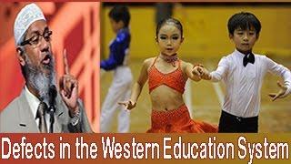 Dr Zakir Naik Urdu Speech - Peace TV {Defects in the Western Education system}Islamic Bayan in Hind