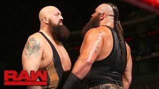 Big Show vs Braun Strowman : RAW - FOX SPORT - PT BR