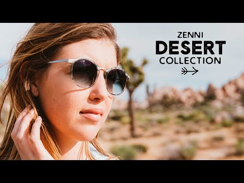 The Desert Collection - Zenni Optical 1:00