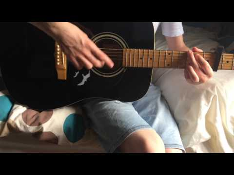 The Promise - Emma Blackery [Acoustic Guitar Cover]