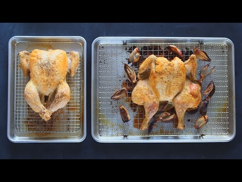 The Best Way To Roast Chicken