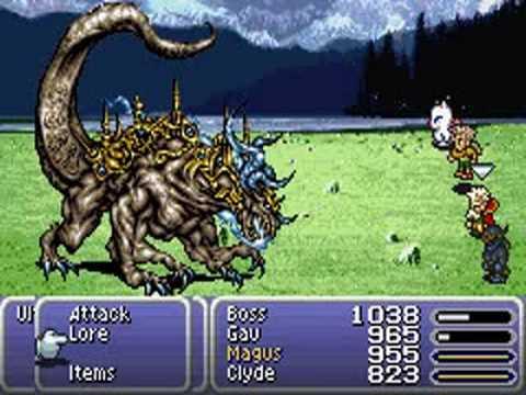 FFVI - NENMG Part VI: Ultima Weapon