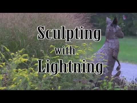 Sculpting with Lightning