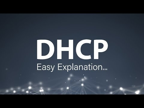 DHCP Explanation   Step by step