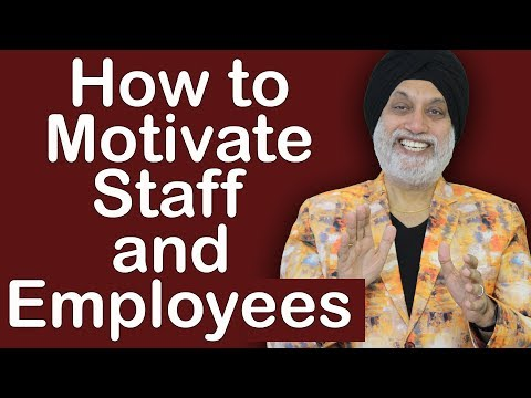 How to Motivate Staff and Employees   Employees Motivation   Simple and Effective ways   TsMadaan
