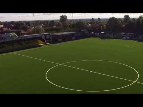 Harrogate Town FC - 3G Football Turf Stadium Pitch