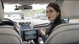 Ride in NVIDIA's Self-Driving Car