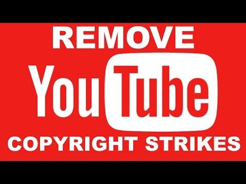 How Copyright Strikes On YouTube Work