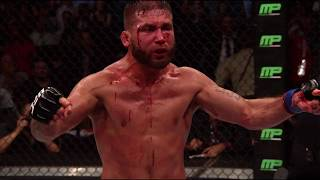 Top Finishes from UFC Boston Fighters