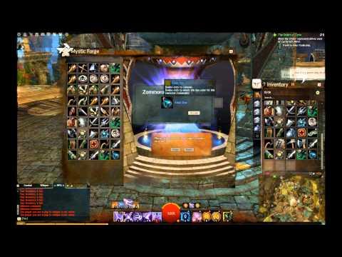 Guild Wars 2 Mystic Forge Dye