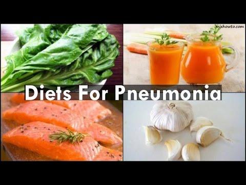 Diets For Pneumonia
