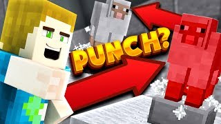 PUNCHING IS GOOD?!