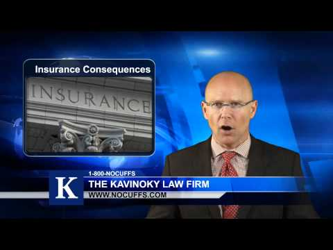 What Effects Does A DUI Charge Have On My Insurance?