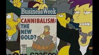 Simpsons Predict FUTURE OF AMERICA 2018 pt1
