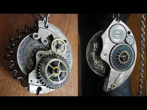 The Art of Steampunk Jewelry