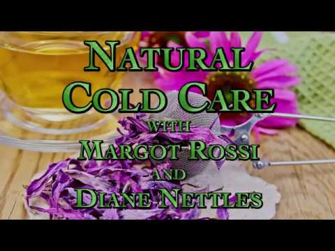 Natural Cold Care with Margot Rossi and Diane Nettles
