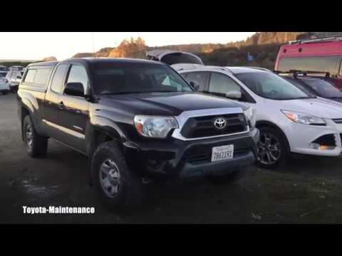 Toyota Tacoma Mud Flaps