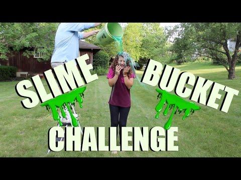 Slime Bucket Challenge
