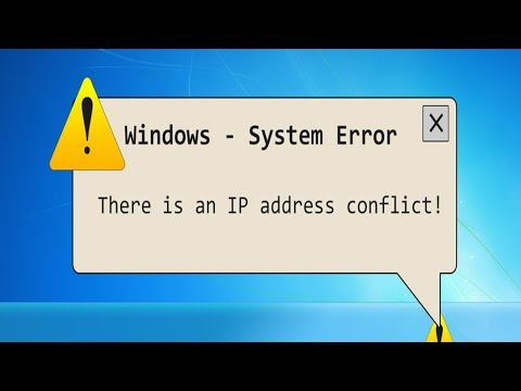 What Is an IP Address Conflict ?  How To Resolve IP Address Conflict ?