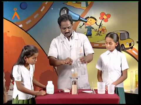 Preparation of Soap (TELUGU)