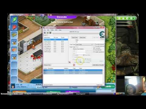 Virtual families 2 cheat engine