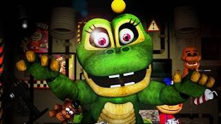 Happy Frog All Voice Lines with SUBTITLE | Ultimate Custom Night