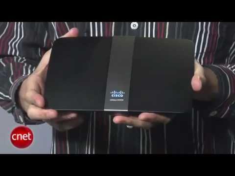 Cisco Linksys E4200 review