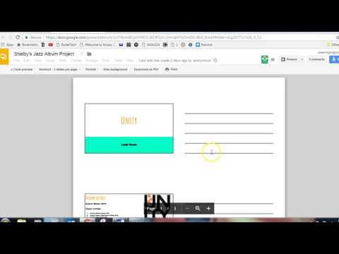 How to print notes and smaller slides google