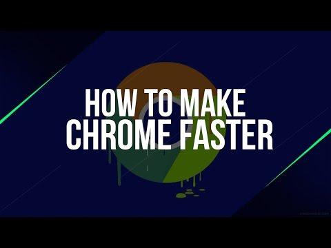 How To Make Google Chrome Faster 200% | Chrome Tutorial 2017