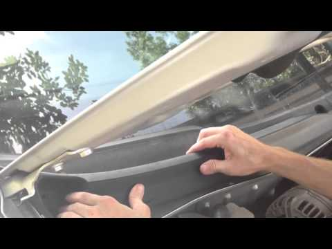 2006-2013 Chevrolet Impala Cabin Air Filter replacement