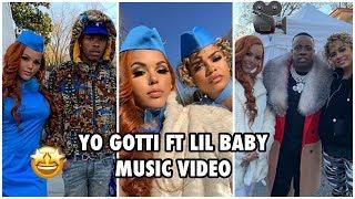 Video VIXEN?! Lil Baby & Yo Gotti | Vlogmas Day 11