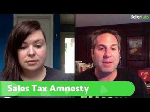 Amazon Sales Tax Amnesty Breakdown with Jennifer of TaxJar