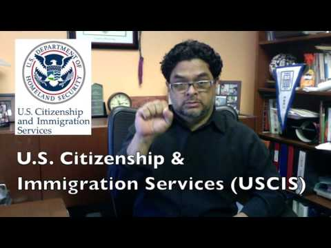USCIS AND ICE