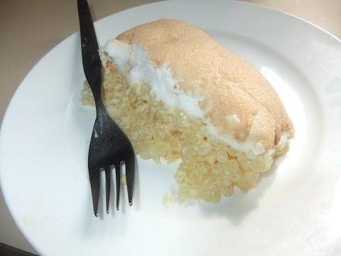 Baked Sago Pudding