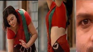 Sona Aunty Cleavage Hot Boobs Exposing Show | Amar Akbar Anthony Malayalam Comedy Hot Scene
