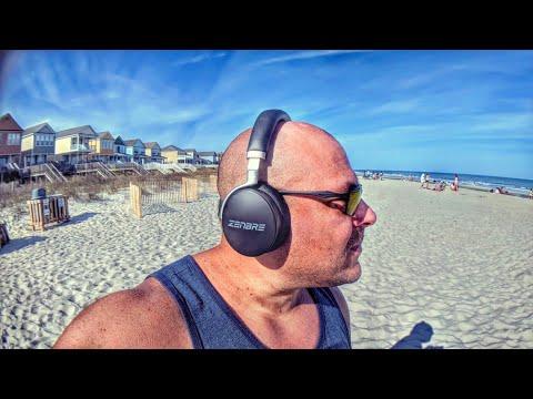 ZENBRE H6 Foldable Over-Ear Bluetooth - con 20 horas de bateria