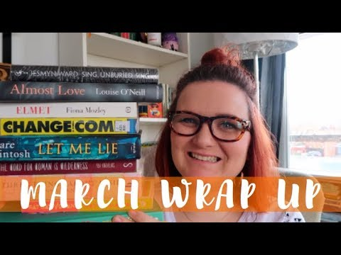 March Wrap Up | Lauren and the Books