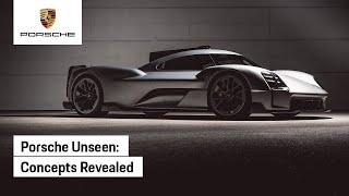 Porsche Unseen: Uncovered