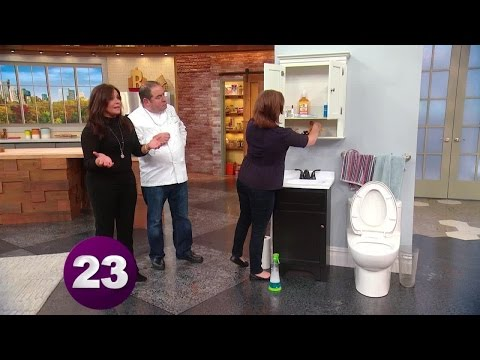 How to Clean Your Bathroom in 60 Seconds