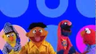 JB Puppets Green Screen Demo - Sesame Street characters